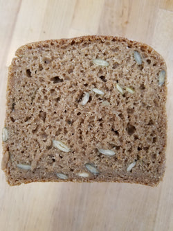 *Volkornbrot - Sourdough Rye with Sunflower Seeds  (Local pick-up only)