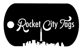 Rocket City Tags