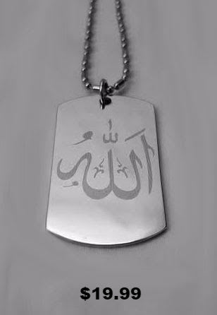 Arabic Collection Pendants
