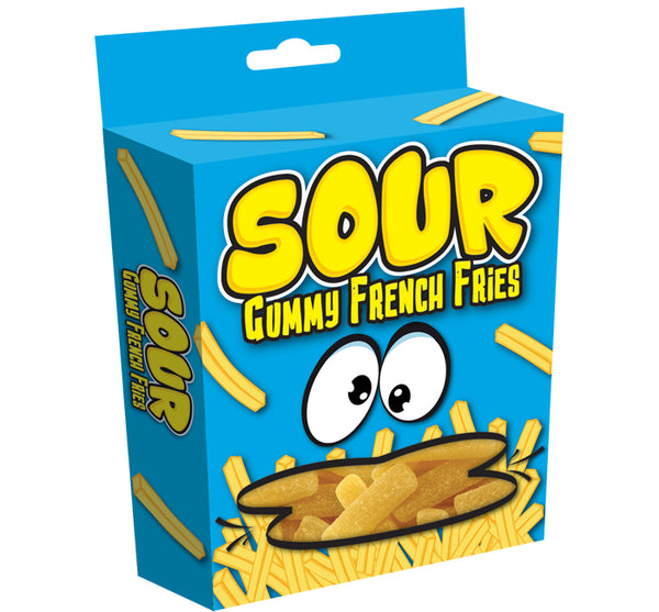 Sour Gummy French Fries