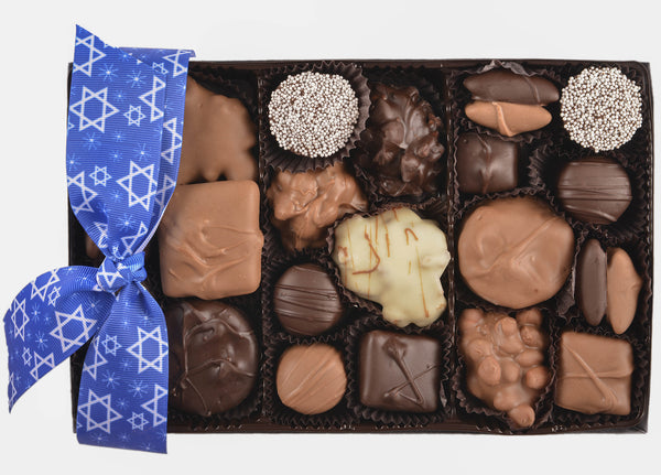 Assorted Chocolate Large Holiday Gift Box