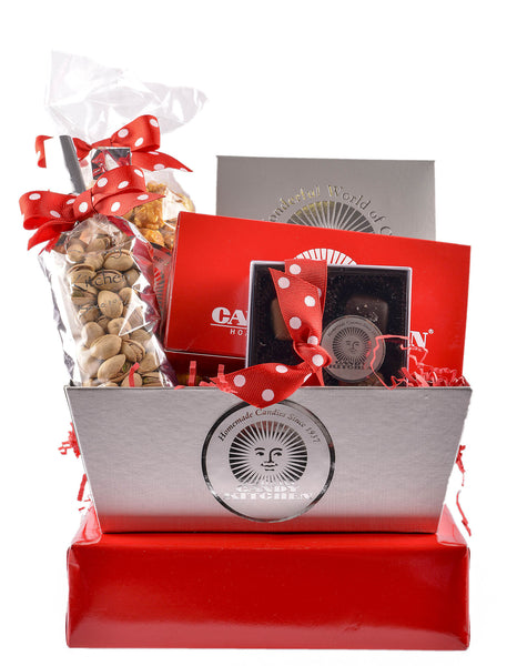 Best of Christmas Sweets Gift Basket