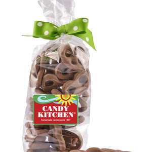 Holiday Milk Chocolate Mini Pretzels Gift Bag