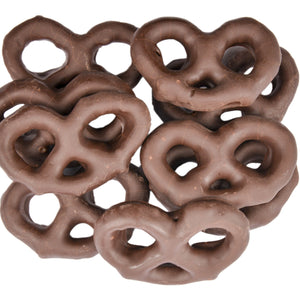 Dark Chocolate Mini Pretzels