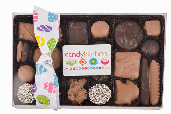 Assorted Milk & Dark Chocolate Large Gift Box