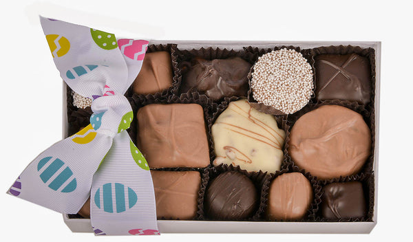 Assorted Milk & Dark Chocolate Medium Gift Box