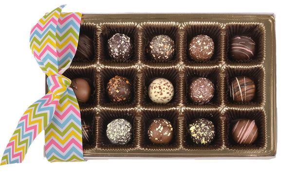 15 Piece Truffle Gift Box