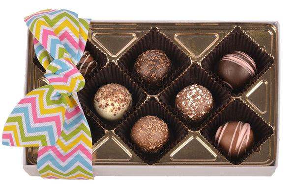 8 Piece Truffle Gift Box