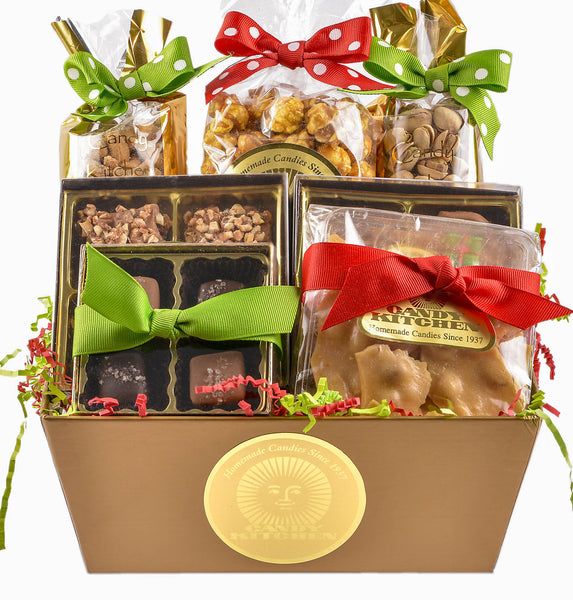 Candy Kitchen Crunch Gift Basket
