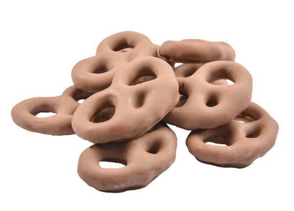 Milk Chocolate Mini Pretzels