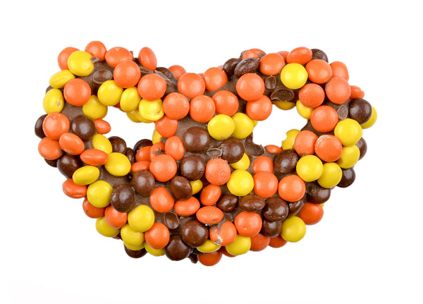 Reese's Pieces Pretzel