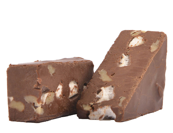 Rocky Road Fudge - 1 lb. box