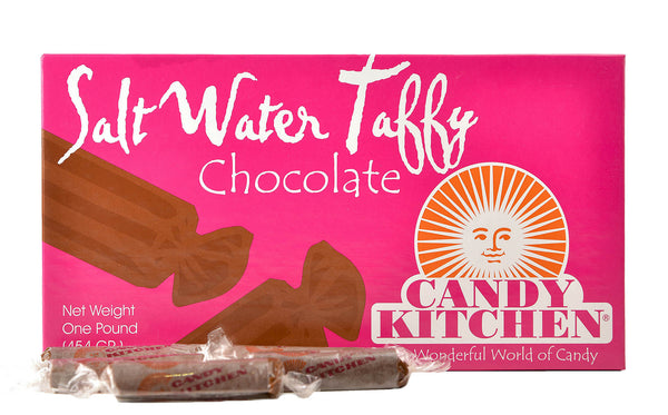 1 lb. Chocolate Taffy
