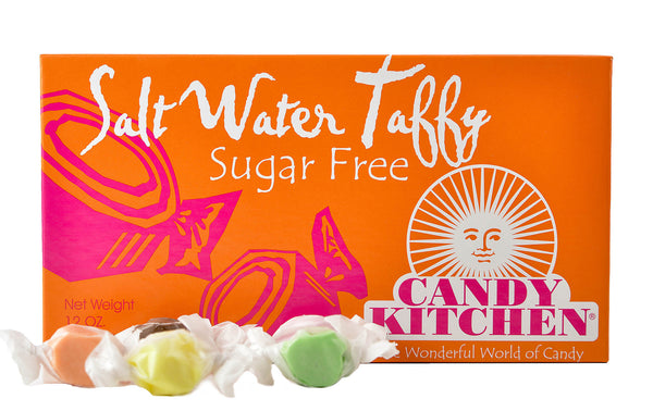 Sugar Free Assorted Kiss Taffy