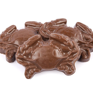Milk Chocolate Crabs