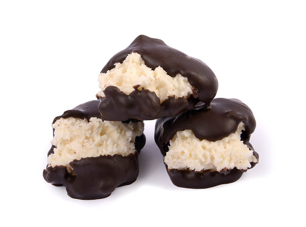 Dark Chocolate Coconut Fluffs