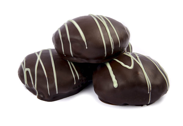 Dark Chocolate Double Dip Mints