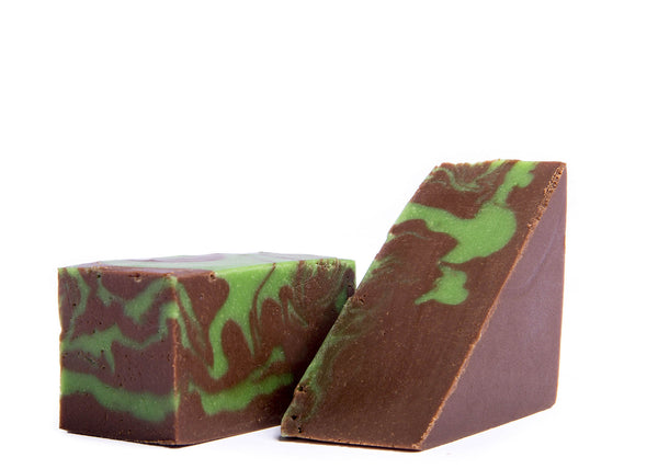 Chocolate Mint Fudge - 1 lb. box