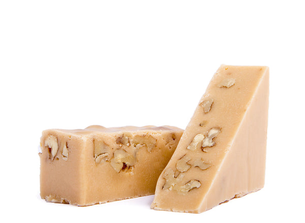 Vanilla Walnut Fudge - 1 lb. box