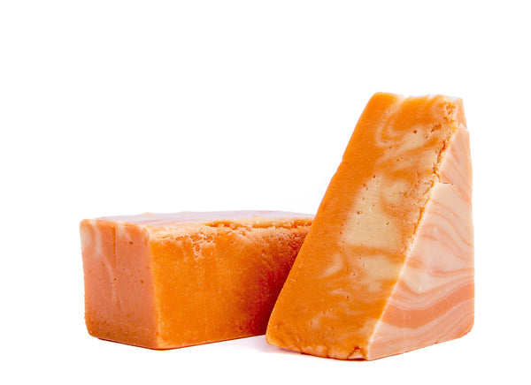 Orange Creamsicle Fudge - 1 lb. box