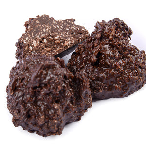 Dark Chocolate Haystacks