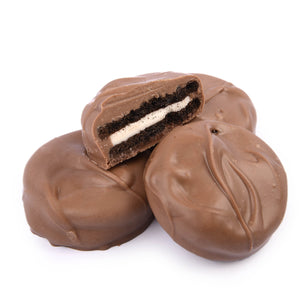 Milk Chocolate Covered Oreos