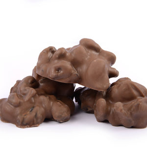 Milk Chocolate Raisin Clusters