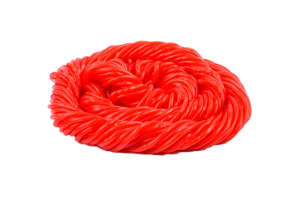 Strawberry Shoestring Licorice