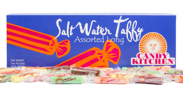 2 lb. Assorted Long Taffy