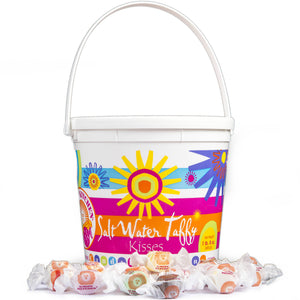 Kiss Taffy Bucket
