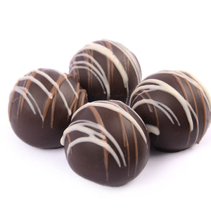Dark Chocolate Caramel Truffle