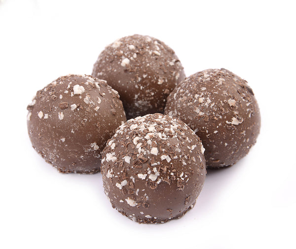 Milk Chocolate Cappuccino Truffle