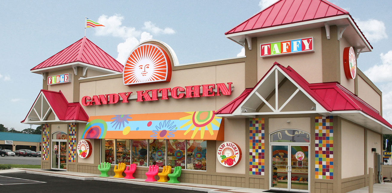 Candy Kitchen Locations