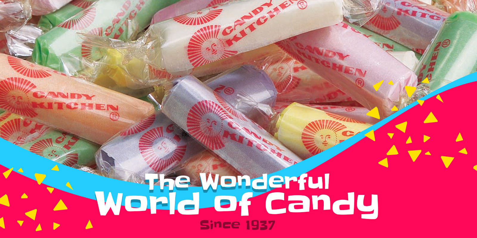 Candy Kitchen | Taffy, Chocolate, Gummies & More – Candy Kitchen Shoppes