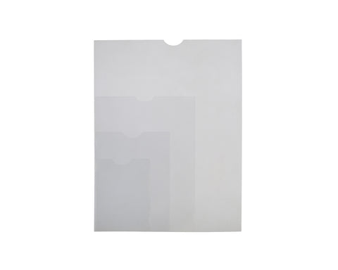 Polypropylene Job Card Holder (Pack of 100) - Cardworks Ltd