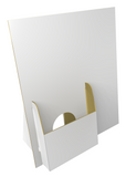 A6 Flip & Twist Leaflet Dispenser 20mm CAPACITY - Cardworks Ltd