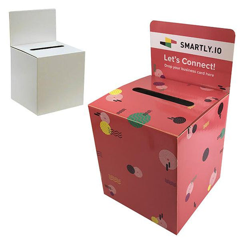 Entry Form Boxes - Cardworks Ltd