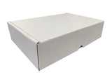 Pizza Style Presentation Boxes INTERNAL 225Wx155Dx55H - Cardworks Ltd