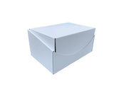 Pizza Style Presentation Boxes INTERNAL 125Wx85Dx65H - Cardworks Ltd