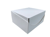 Pizza Style Presentation Boxes INTERNAL 150Wx125Dx75H - Cardworks Ltd