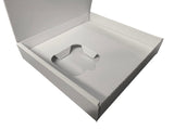 Pizza Style Presentation Boxes INTERNAL 165Wx160Dx30H - Cardworks Ltd