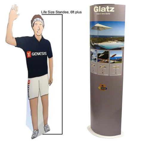 Pillow Displays and Standees - Cardworks Ltd