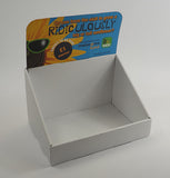 A5 Landscape Counter Display - Cardworks Ltd