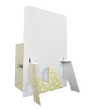A5 Flip & Twist Leaflet Dispenser HIGH CAPACITY - Cardworks Ltd