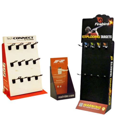 Euro Hook Displays - Cardworks Ltd