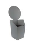 Counter Top Pop Up Hex Bin - Cardworks Ltd