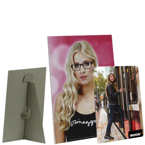 Showcards & Standees - Cardworks Ltd