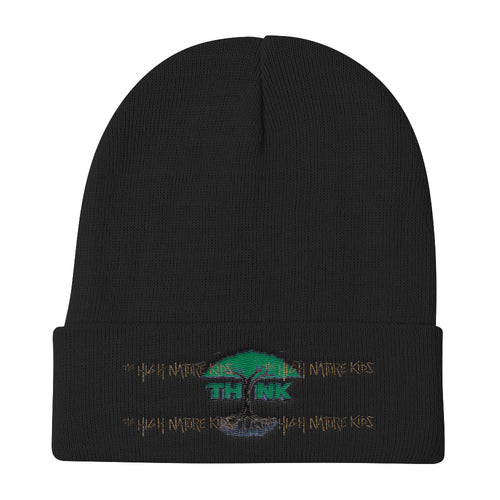 The High Nature Kids Scrit Knit Beanie - THNK