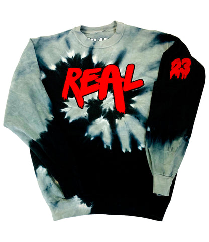 Real Red Long Sleeves