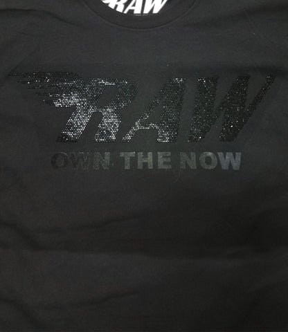 RAW Bling Crew Neck